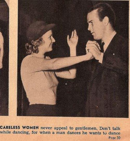 Careless Woman