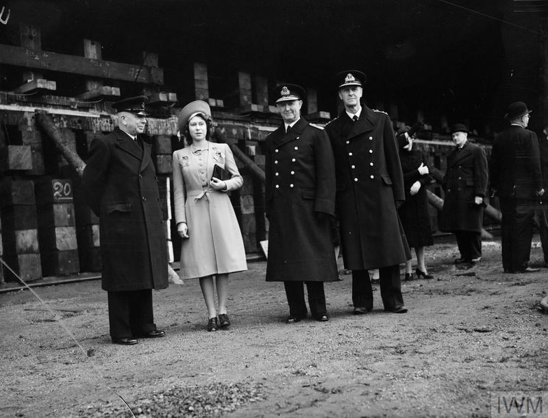 British Royal Family During World War 2