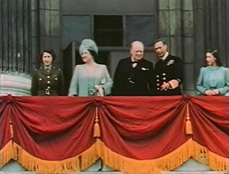 Buckingham Churchill