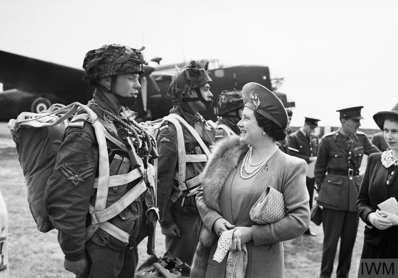 Princess Elizabeth During World War 2