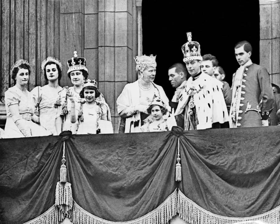 Queen Elizabeth Ii Balcony