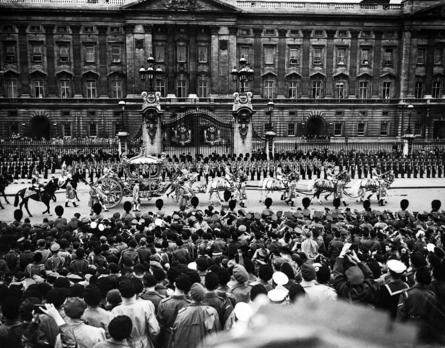 Queen Elizabeth Ii Parade