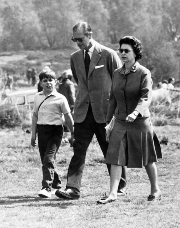 Queen Elizabeth Ii Power Walk