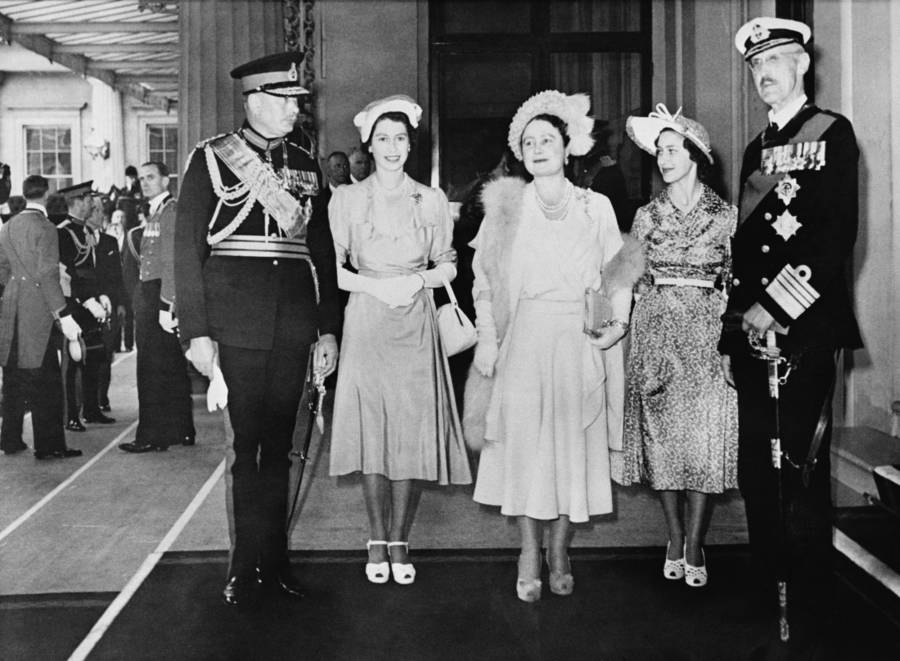 King Haakon Visits London