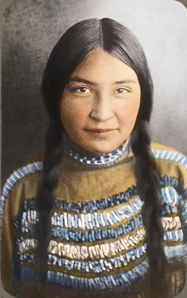 Blackfeet Girl