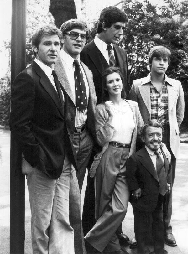 Cast Of The Original Star Wars Trilogy