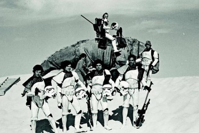 Empire Strikes Back Photos