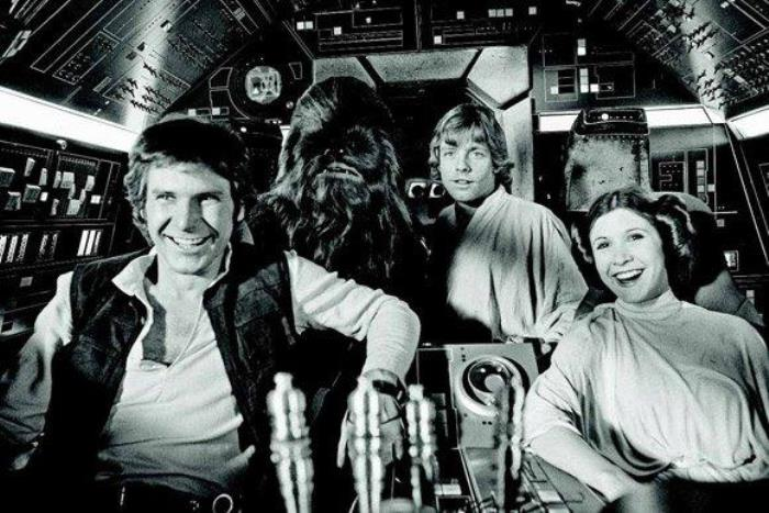 Pictures From Star Wars