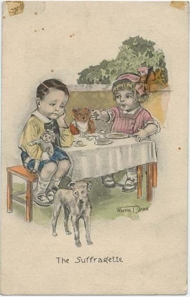 Suffrage Kids