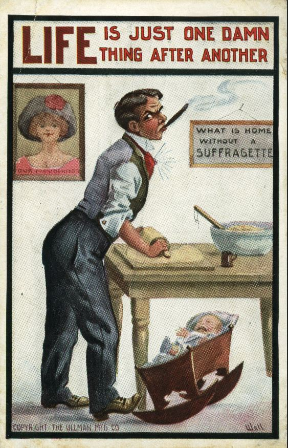 Suffrage Rolling Pin