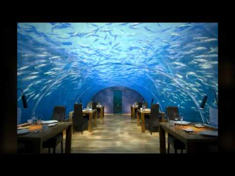 The World S First Underwater Hotel In The Maldives