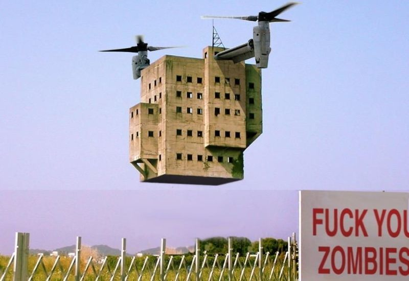 Zombie Proof House