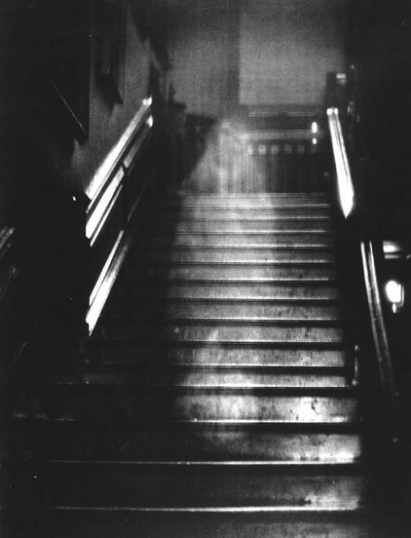 Haunted Places Staircase