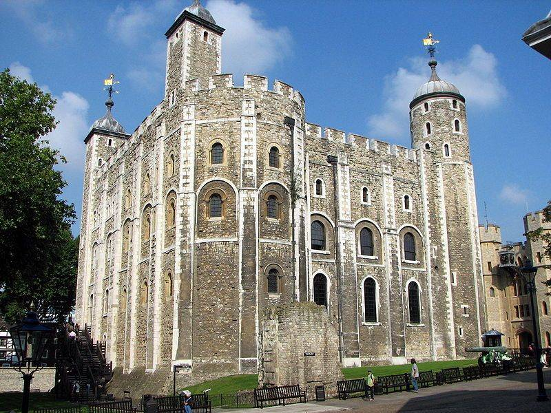 Haunted Places Tower Of London