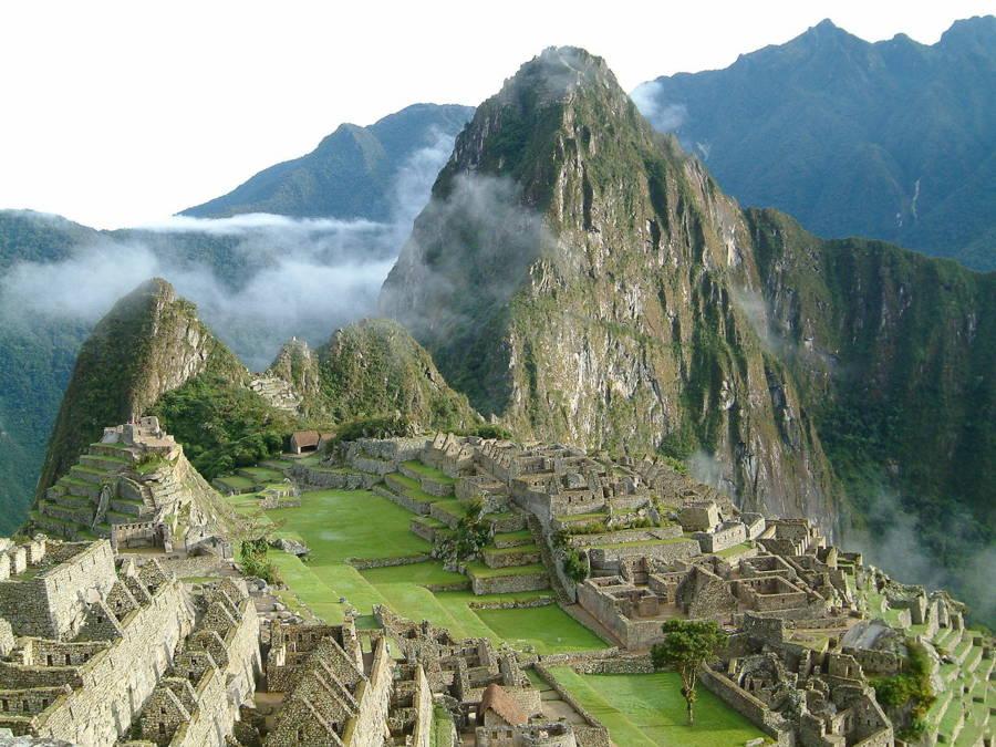 Lost Cities Of The World Machu Picchu Peru