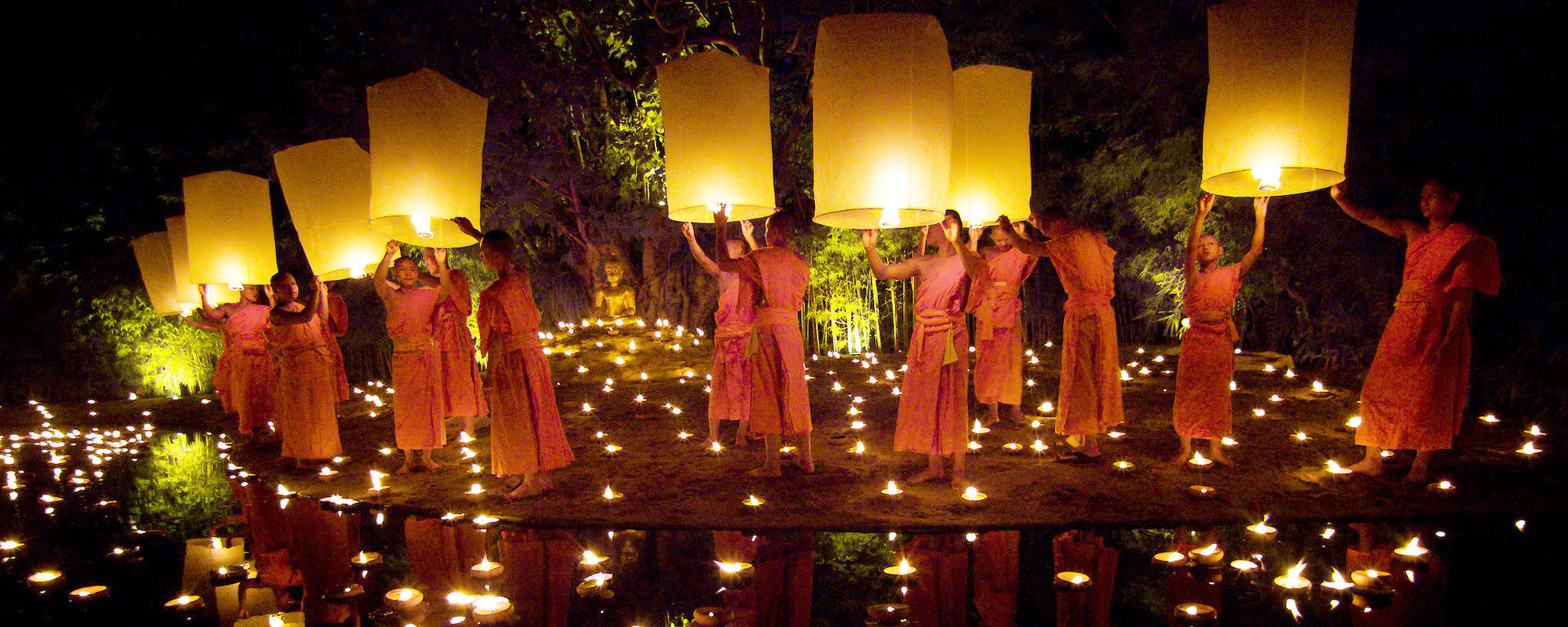 Monks Light Lanterns Featured