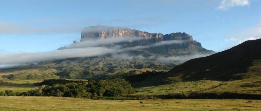 Roraima In The Mist