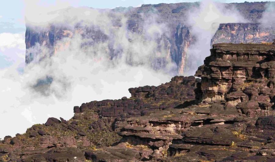Roraima Rocks