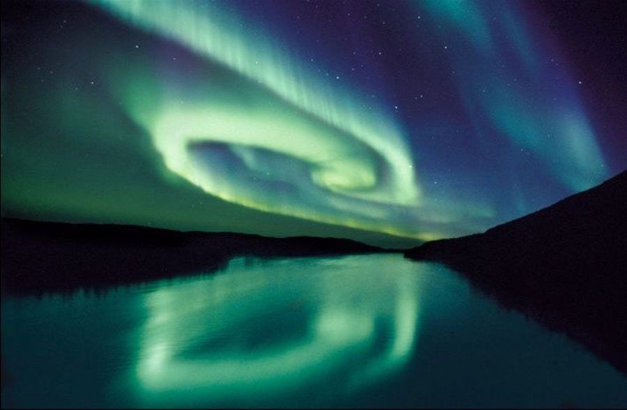 Beauty Of The Northern Lights