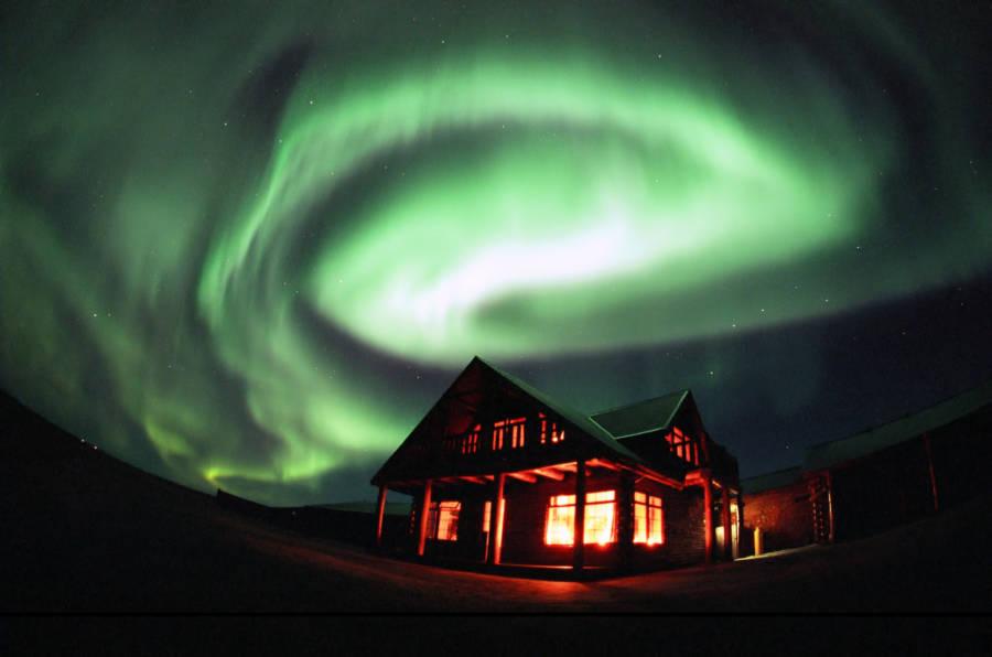 Greenland Green Lights