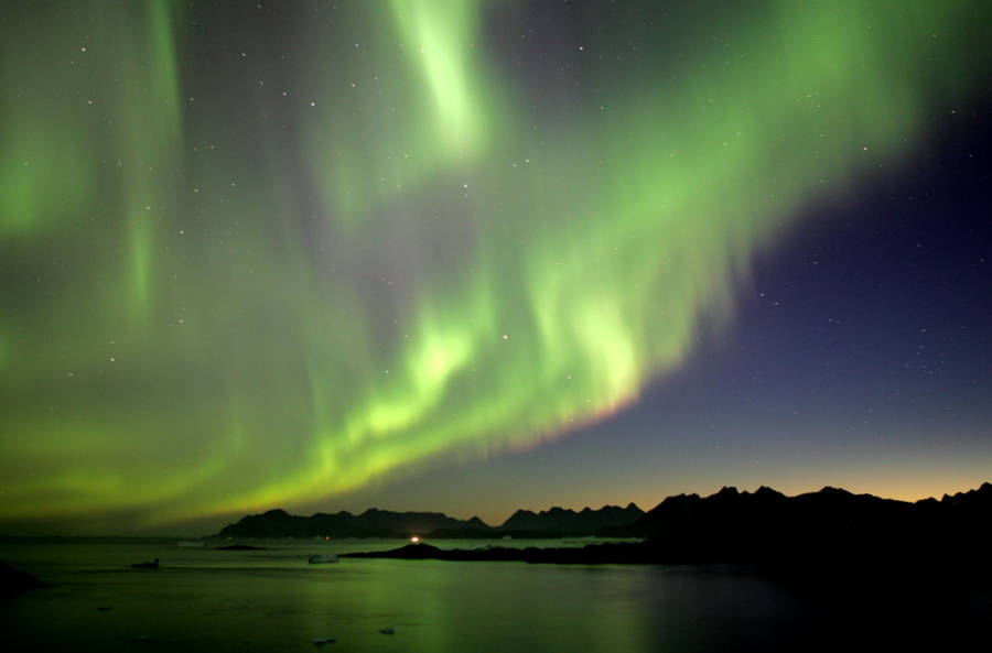 Northern Lights Greenland