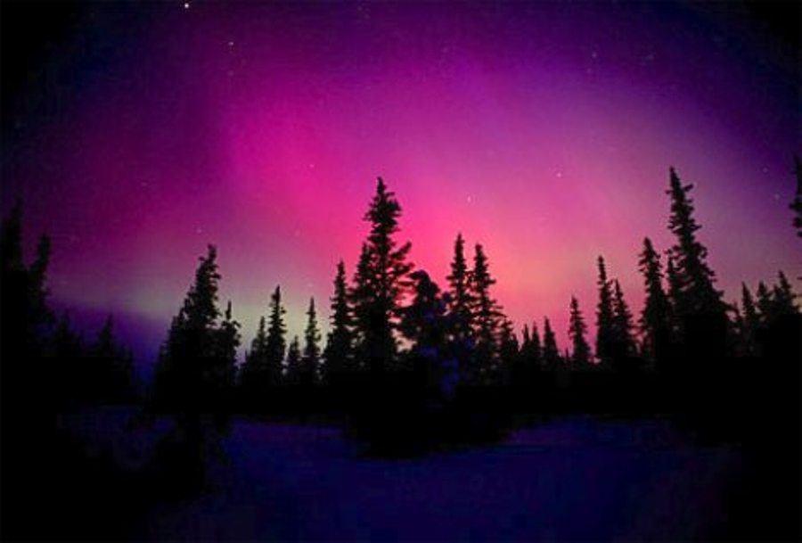 Northern Lights Natural Phenomena