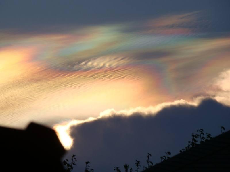 Beautiful Natural Phenomena Fire Rainbow