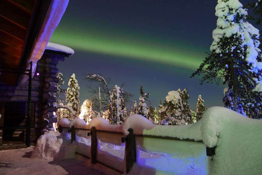 Sky Resort Northern Lights