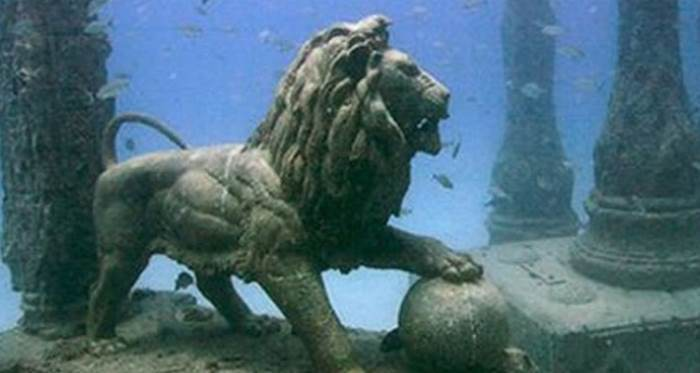 6 Sunken Cities Of The Ancient World That Will Amaze You