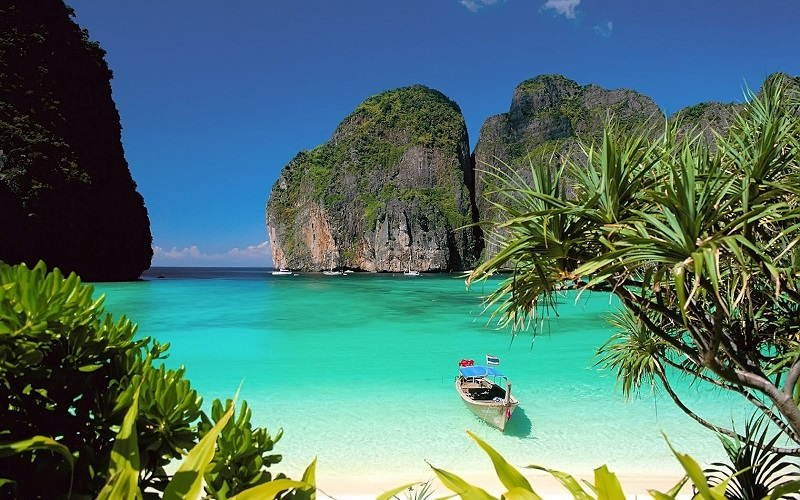Pictures Of Beautiful the world's six most beautiful beaches