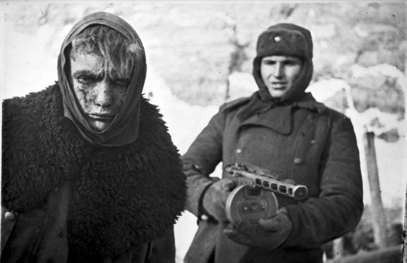 Stallingrad German Soldier Captivity