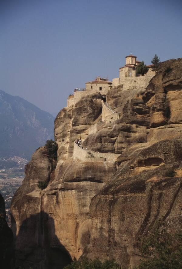 Greece Monasteries