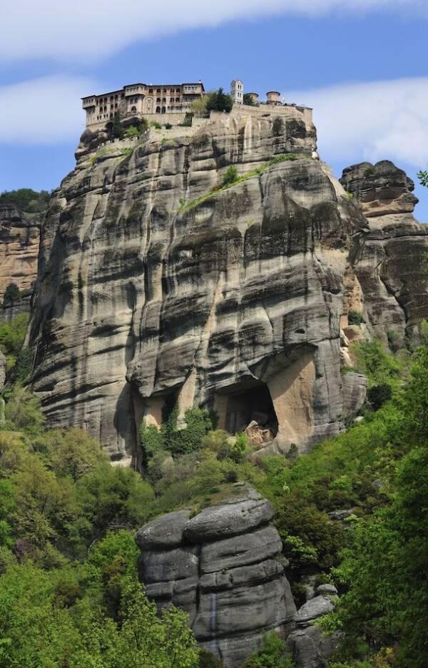 Meteora Caves
