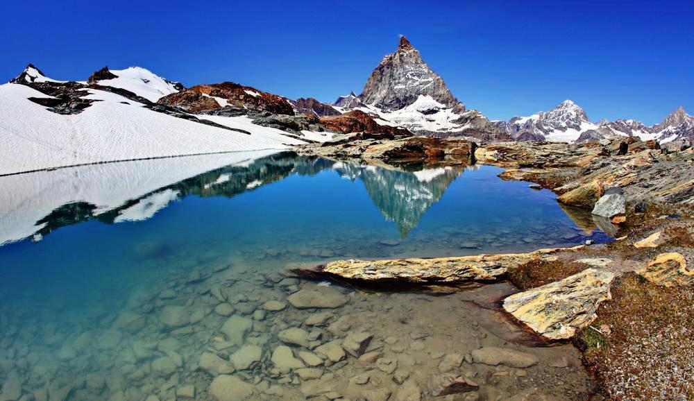 The Matterhorn Photograph