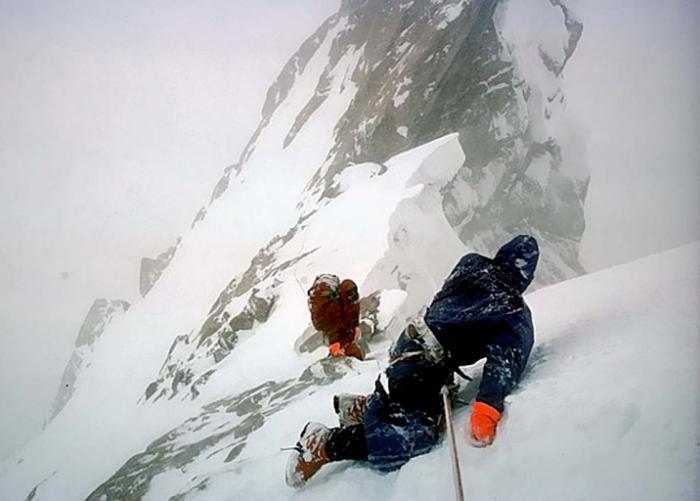 Baintha Brakk Mountain Photograph