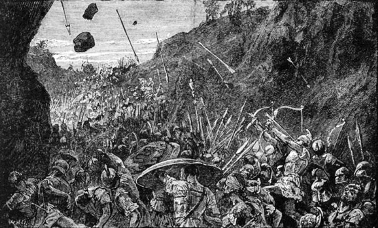 Battle of Marathon Picture