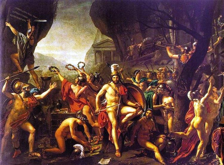 Battle Thermopylae