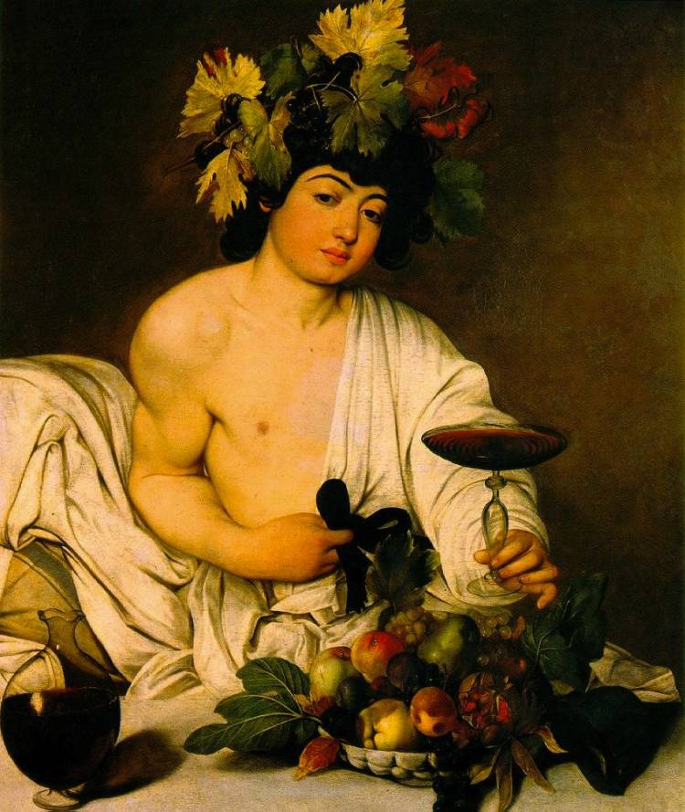 Bacchus Art Of The Baroque Period
