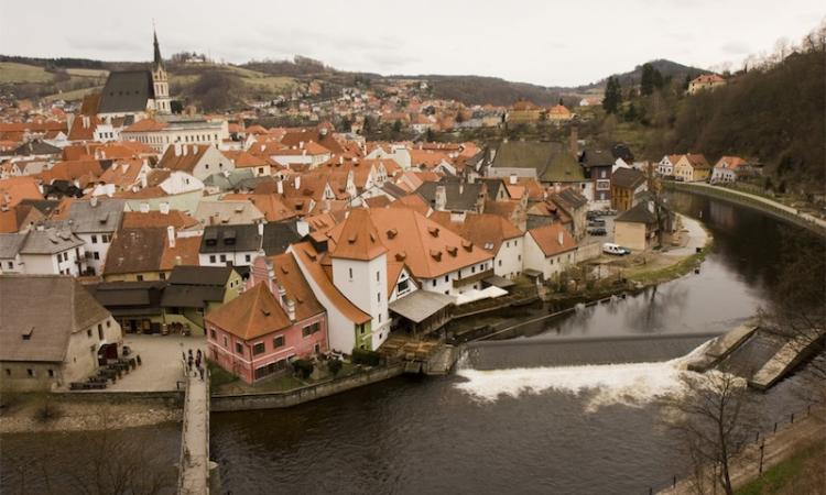 Unknown Destinations Cesky Krumlov