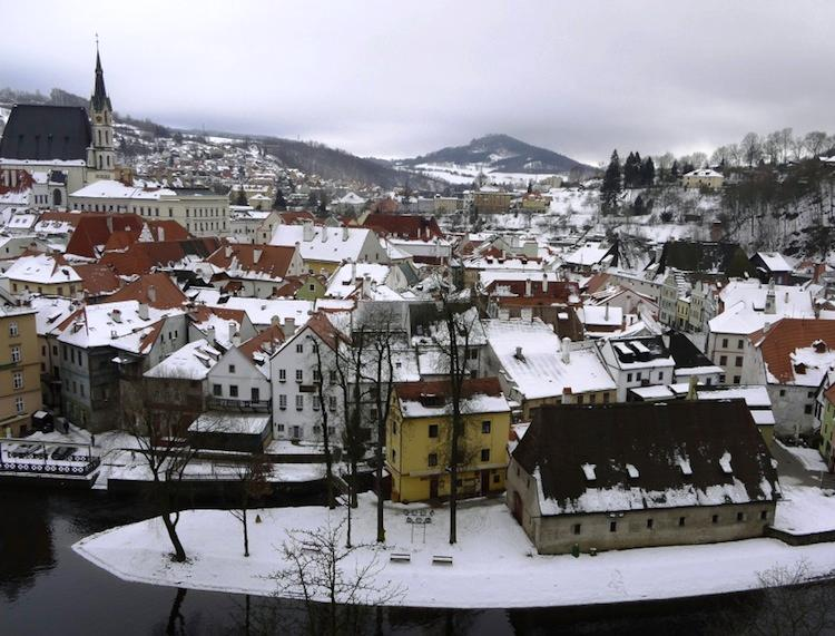 Cesky Krumlov Incredible Destinations