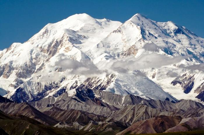 Treacherous Climbs Denali Mountain