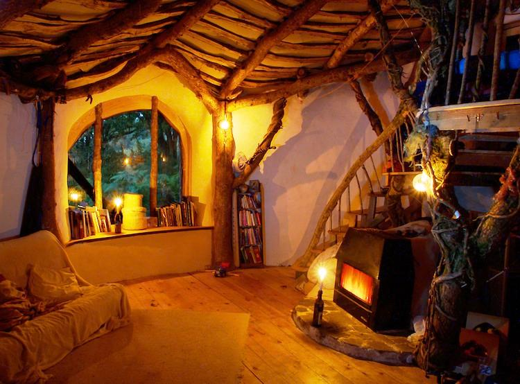Hobbit House Of Wales Photograph