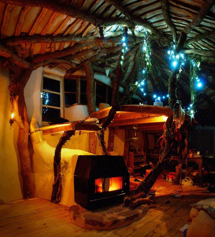 Interior Design Of The Hobbit House Picture