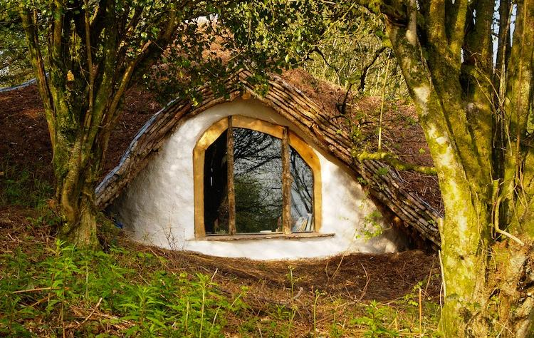 Outside of Hobbit House Picture