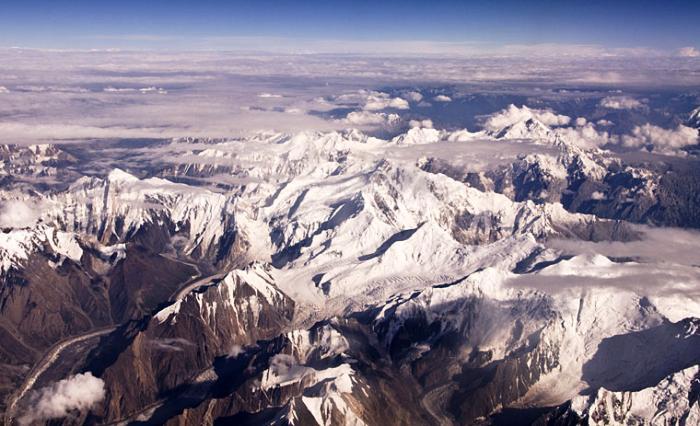 Treacherous Climbs Of K2