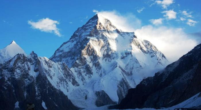K2 Mountain Picture