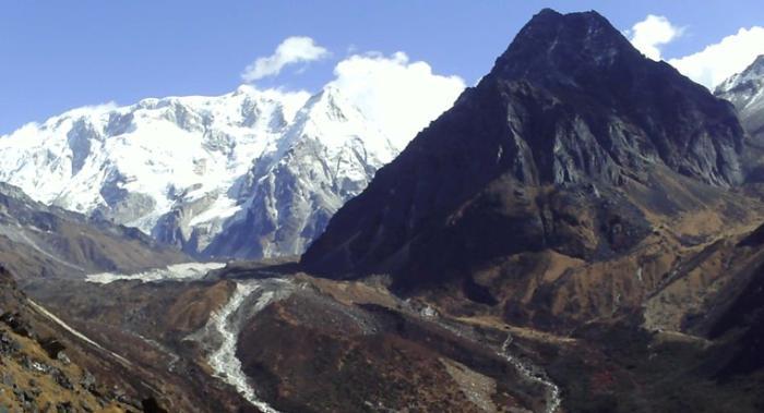 Kanchenjunga Photograph