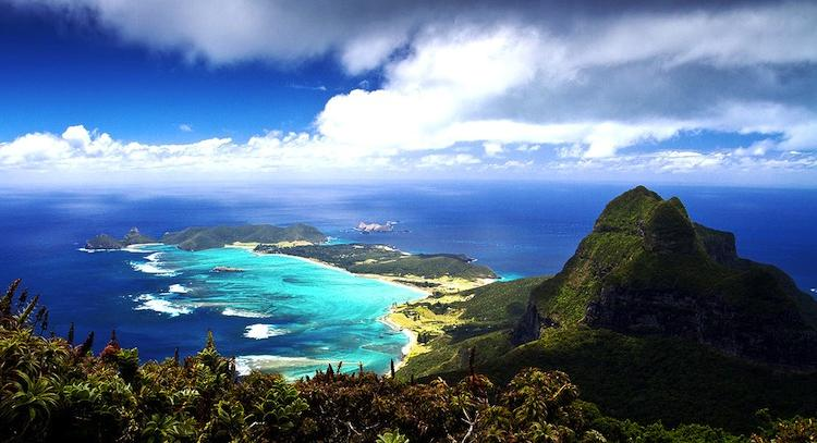 Lord Howe Island Incredible Yet Unknown Destinations