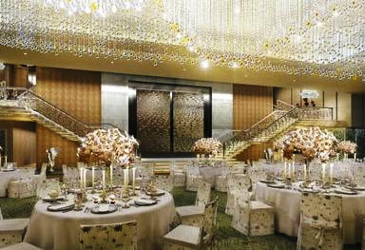 Antilia Dining Room