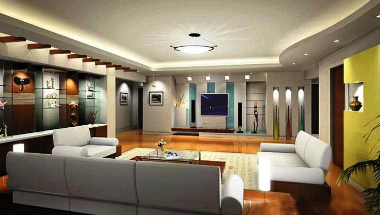 Interior of Antilia Photograph